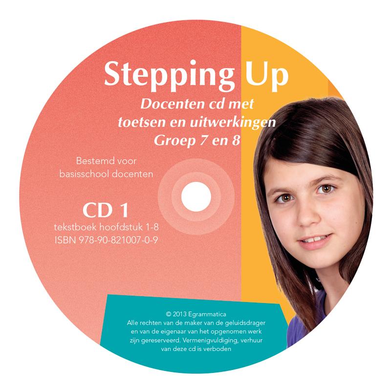 Toetsen en uitwerkingen-cd